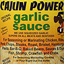 Cajun Power Sauces