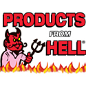 Habanero Hot Sauces From Hell