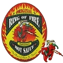 Ring Of Fire Hot Sauce