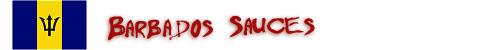Barbados Hot Sauces