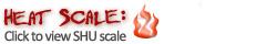 Hot Sauce Heat Scale